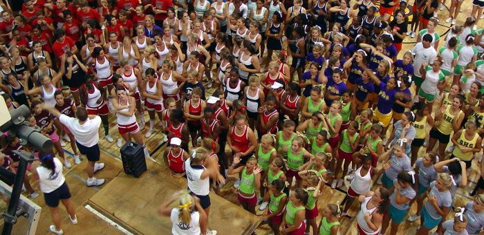 UCA / NCA Cheer Camp