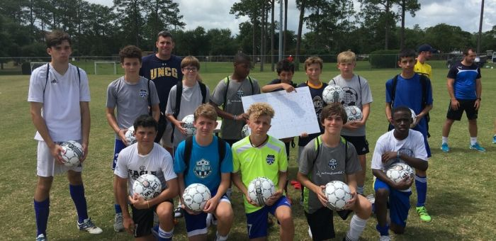 UNGC Soccer Camp