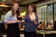 Rebecca Aucoin - Anthropology Student of the Year