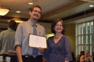 Joshua Caves - Best Undergraduate Paper in Anthropology