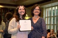 Lauren Pazos - Human Experience Paper Award (ANT 101)