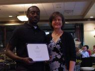 Adrian Griggs - Understanding Society Paper Award (SOC 101)