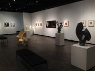 The Gallery of Art & Design Inaugural Exhibition: Faculty Selections