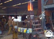 Fall 2012 Iron Pour