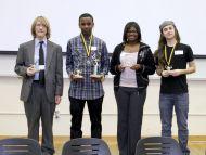 Senior Quiz Bowl Awards