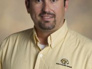 photo of Joshua Padgett - Superintendent, Custodial Services