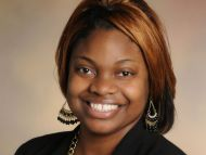 photo of Tangee Carter - Assistant Director for Residence Education & Staff Recr