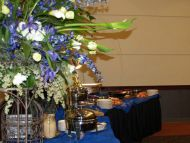 Reception held in the Thad Cochran Center