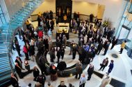 Event held in the Atrium
