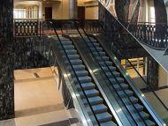 Second & Third Level Escalators