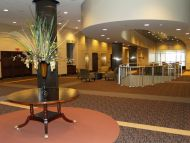 Third Level Pre-function Space - Thad Cochran Center
