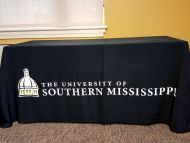 Southern Miss Tablecloth
