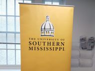 Southern Miss Pop-up Banner