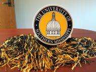 Southern Miss Pop-up Seal (Table Tent)