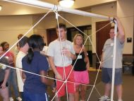 Research Experience for Undergraduates (REU) Photos