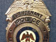 UPD Lieutenant's Patrol Badge