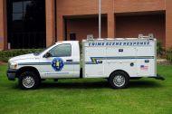 2007 Dodge Ram 350 Crime Scene Vehicle