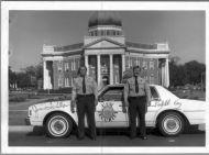 Jim Tullos and Radell Key