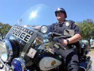Officer Aaron Thomas