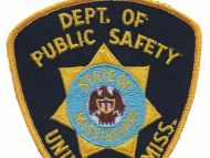 USM Department of Public Safety Patch