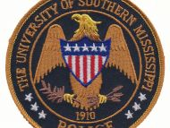 USM Police Shoulder Department Patch-Current