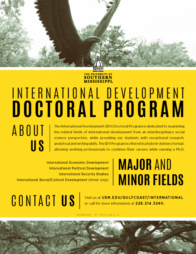 International Development Doctoral Program