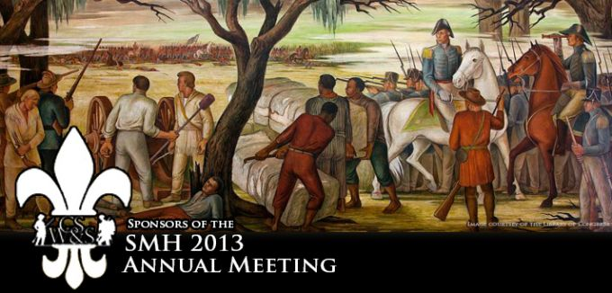 CSW&S Hosts the 2013 Society for Military History Annual Meeting.