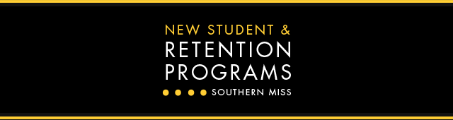 New Student and Retention Programs