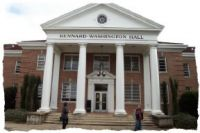 A photo of Kennard-Washington Hall