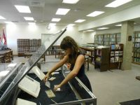 USM Graduate Student Internship at McCain Archives-Special Collections Division