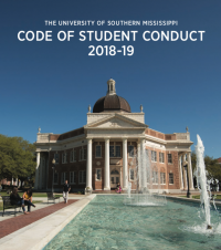 Code of Student Conduct 2018-19