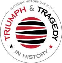 2019 Triumph and Tragedy logo