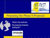Preparing-Phase-0-Proposal PowerPoint