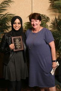 Hiba Tahir, Top News Editorial Student
