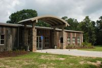 Natural History Collections Building, Lake Thoreau Environmental Center