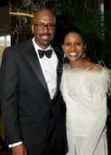Dr. Bennett and his wife