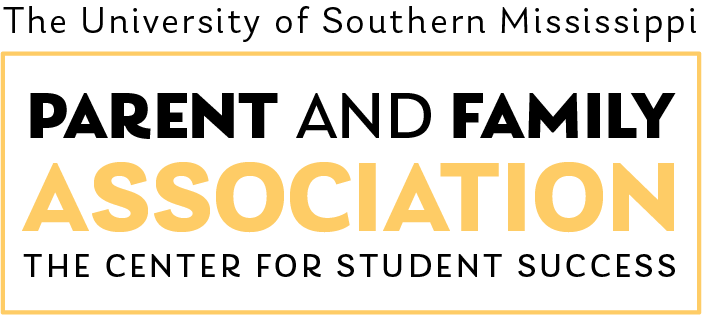 Parent and Family Association Wordmark